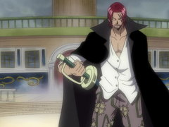 (Sub) Shanks Makes a Move! the Linchpin to the Reckless Era! Image