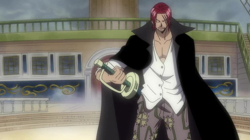 Shanks Makes a Move! the Linchpin to the Reckless Era!