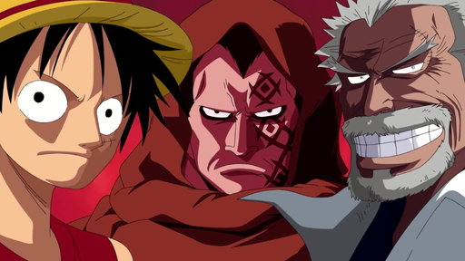 The Strongest Family? Luffy's Father Revealed!