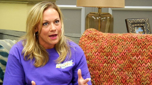 Jennifer Discusses Her Biggest Loser Experience