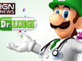 Dr. Luigi Coming to Wii U