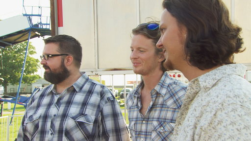 Home Free: Off-stage