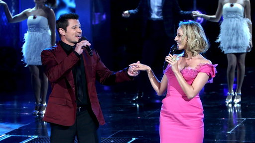 Nick Lachey and Jewel: