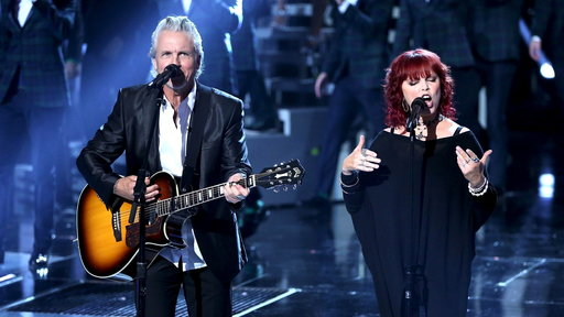 Pat Benatar and Neil Giraldo: