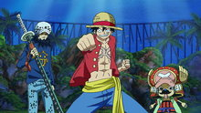 One Piece 626: Caesar Goes Missing! the Pirate Alliance Makes a Sortie!