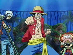 (Sub) Caesar Goes Missing! the Pirate Alliance Makes a Sortie! Image