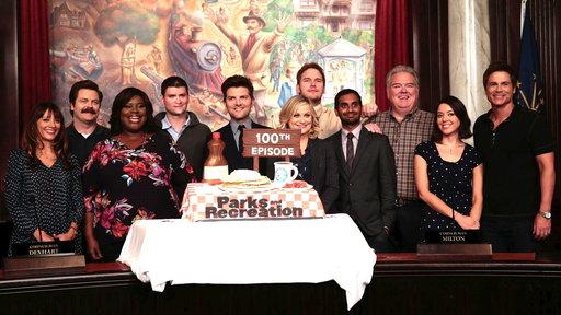 Parks Celebrates 100 Episodes