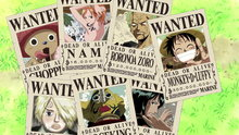 One Piece 320: Everyone Finally Has a Bounty! A Pirate Group Worth Over 600 Million!
