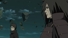 Naruto Shippuden 344: Obito and Madara