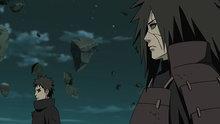 Naruto Shippuden 344: Obito and Madara