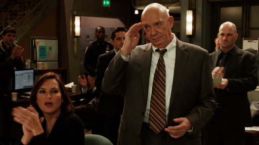 Cragen Retires from SVU