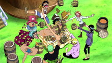 One Piece 324: Wanted Posters Make It Around the World! Celebration in Their Hometowns As the Ship Moves Forward!