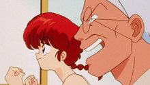 Ranma 1/2 82: Ranma and Kuno's...First Kiss