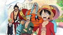 One Piece 630: Explore! a Kingdom of Love and Passion - Dressrosa!