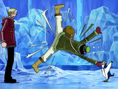 (Sub) The Assassins Attack! The Great Battle On Ice Begins! image