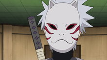 Naruto Shippuden 350: Kakashi: Shadow of the ANBU Black Ops – Minato's Death