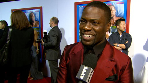 Kevin Hart Is All About Last Night