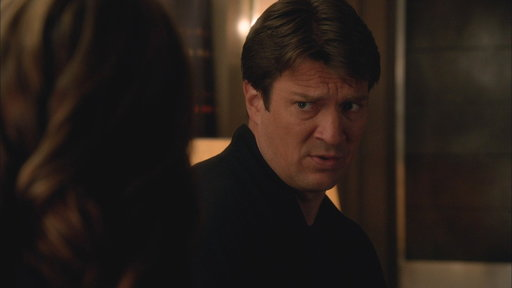 Castle and Beckett Talk Wedding Music