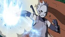 Naruto Shippuden 351: Kakashi: Shadow of the ANBU Black Ops: Hashirama's Cells
