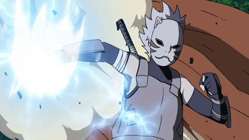 Kakashi: Shadow of the ANBU Black Ops: Hashirama's Cells