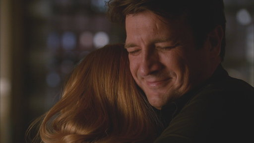 Castle Gets His Little Girl Back