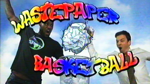 Wastepaper Basketball (Jimmy Fallon & LeBron James)