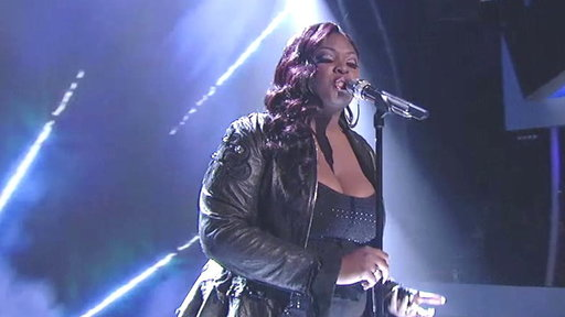 "Top 13 Results: Candice Glover ""Cried"" and ""Same Kinda Man"""