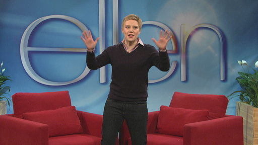 Cold Open: The Ellen Degeneres Show