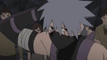 Naruto Shippuden 353: Kakashi: Shadow of the ANBU Black Ops – Orochimaru's Test Subjects