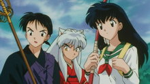 Inuyasha 27: The Lake of the Evil Water God