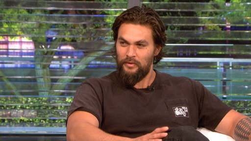 Jason Momoa Is No Neanderthal