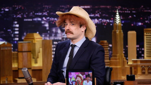 Tonight Show Screengrabs: Half Off Babies, Joe Biden Mullet