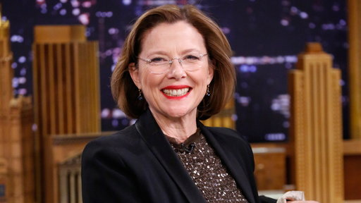 Annette Bening Is Being Directed by Her Husband