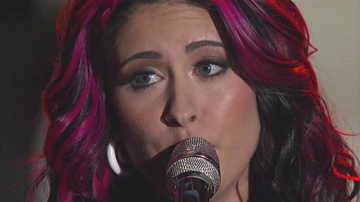 "Top 12: Jessica Meuse ""White Flag"""