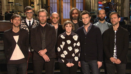 Promo: Lena Dunham and The National