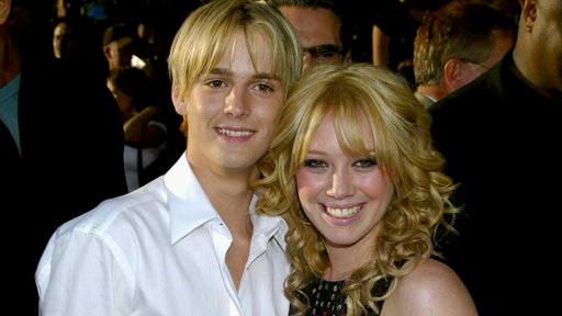 Aaron Carter Wants Hilary Duff Back
