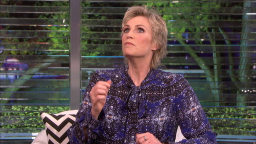 Can Jane Lynch Win Celebrity Fusion?