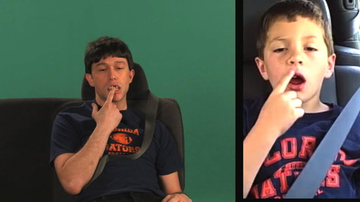 Joseph Gordon-Levitt Recreates David After Dentist