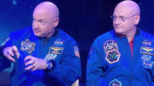 Twin Astronauts Participate in Major NASA Study