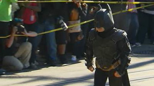 Academy Explains Why Batkid Was Cut from Oscars