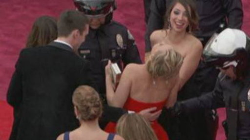 Jared Leto Disses Jennifer Lawrence's Oscars Fall