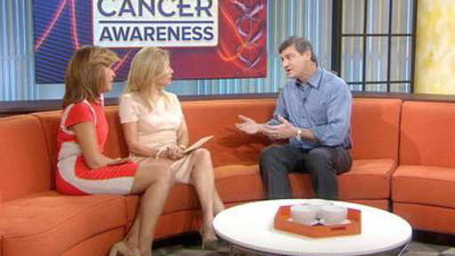 Survivor: 'There's Hope' to Beat Colon Cancer