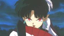 Inuyasha 66: Naraku's Barrier: Kagura's Decision