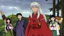 Inuyasha 150: The Mysterious Light That Guides the Saint