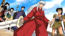 Inuyasha 111: The Big Clash: Banryu Versus the Wind Scar