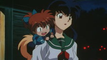 Inuyasha 30: Tetsusaiga Is Stolen! Showdown at Naraku's Castle!