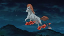 Inuyasha 142: Untamed Entei and Horrible Hakudoshi