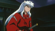 Inuyasha 40: The Deadly Trap of Kagura the Wind Sorceress!