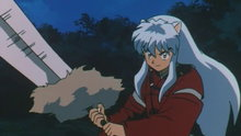 Inuyasha 91: The Suspicious Faith Healer and the Black Kirara