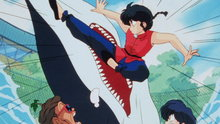 Ranma 1/2 107: Swimming With Psychos